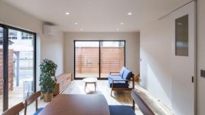 20代30代のご夫婦にお勧めのパッシブデザインbe-plus平屋住宅。
