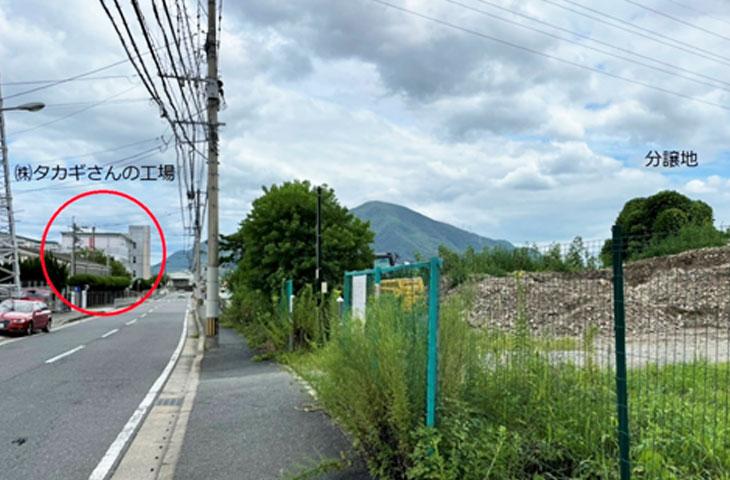 北九州土地情報。上石田、ヤスナグデザインホーム分譲地。素敵な家を作ろう。